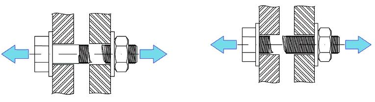 Болты на разрыв 2